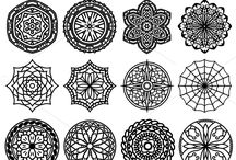 mandala (tattoo) designs