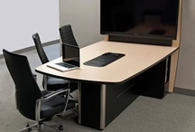 Meeting room / by Hydro Chloride