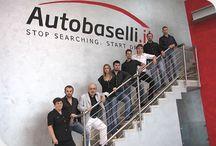 Autobaselli / Autobaselli s.r.l. da oltre 39 anni è specializzata nella vendita di vetture usate o aziendali. Tutte le vetture sono ufficiali, non di importazione. Le vetture presenti nel parco auto vengono accuratamente scelte, tagliandate e garantite 1 anno dalla data d'acquisto.