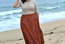 Style Sense / Outfit inspiration - what I would love to wear.  / by Neha S.
