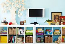Home Organizing - Kids Room