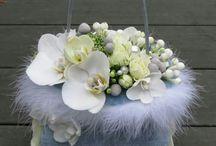bolsos florales