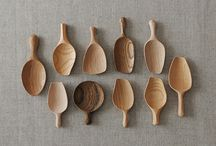 spoons / various images of spoon shapes