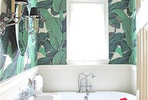 Dope Spaces / Bedrooms, Living rooms, Bathrooms, Kitchens, etc I'm going Bonkers for! / by Sandee J