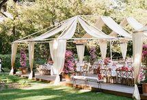 Açık hava düğünleri