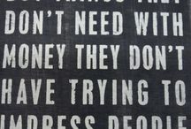 words to live by / by Lindsay Manthe