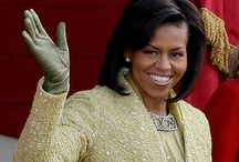 Michelle Obama Style / Michelle Obama is known for her smart fashion sense and her ability to wear real clothes (like a dress from H&M) gracefully! This board features some of her best looks.