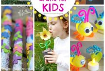 Spring and Spring Crafts