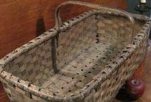 Basket- splitted materil