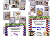 3rd Grade Social Studies / by Emily Hess 🐓
