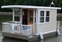Houseboat Ideas / by Amanda Schluer