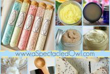 Easential Oil Recipes
