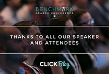 Benchmark Search Conference / Our search marketing event, held yearly in the North West of England, features world-class inspirational keynote speakers from some of the world's biggest brands.   The Benchmark Search Conference is designed for senior SEO and PPC marketing professionals that are looking to gain actionable insights from the best in the industry, whilst helping to maximise their company's customer engagement and increase ROI across paid, earned and owned media. #Benchmarkconf #Benchmarkconf2016