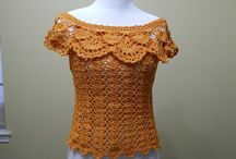 crochet moda(video)