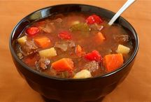 In The Kitchen - Soups and Stews