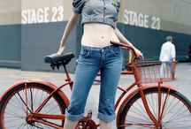 Celebrities on Bikes / by Fortified Bicycle Alliance