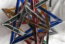Arte en vidrio / Figuras de vidrio