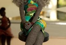 Tanya Montegut dolls art