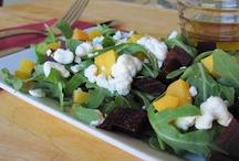 Veggie Delights / A compilation of vegetarian recipes.