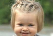 coiffures enfants