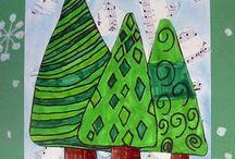 Noël- Art