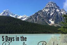 Banff/Jasper National Park