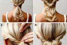 peinados sencillo