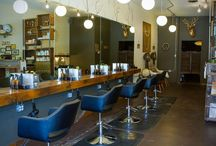 cleaning salon