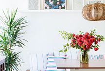 Houseplants / Adding plants to an interior spaces may be the perfect way to accessorize a room. Scroll through these pins to get some home greenery inspiration for your house.