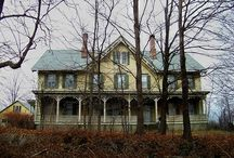 Verlaten huizen / Abandoned house
