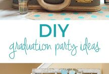 - Event Ideas - Graduation Party / Graduation Party jar gifts, decor and treats.