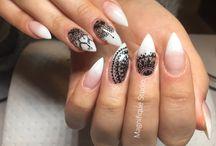 Rapidograph nails