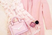 retro peach aesthetics.