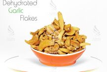 Garlic Flakes exporters Company India