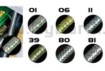 FLY mylar tubing-muskarske trubickove vlakno