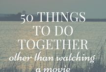 Thing to do together