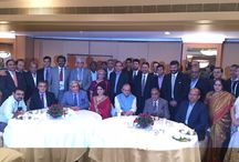 Credai Bankcon 2015 held at Trident, Mumbai.