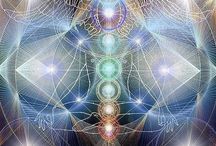 """Mystical Images, Mandalas, Sacred Geometry / """"Seeing"""" with physical eyes is the channel to """"seeing"""" with our inner sight just by gazing and focusing on images that resonate and with our heart-center and Soul."""