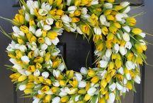 Wreath's / by Sharon Neace