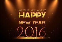 HAPPY NEW YEAR 2016 !! / HAPPY NEW YEAR 2016 !!
