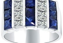 Fashion Statement Cocktail Rings / by Liori Diamonds