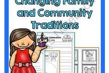 Grade 2 Social Studies-Changing Family and Community Traditions
