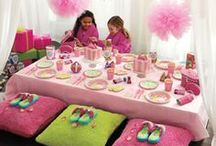 spa niñas decoracion