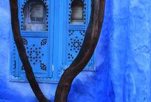 Doors - Blue / by Lori Mason