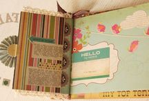 Scrapbooking★☆★ / by Leslie Legion