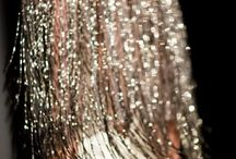 Glitzy / Anything that sparkles!