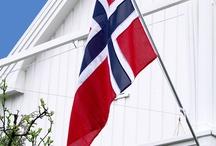Norge-Norway / Mitt kjære land
