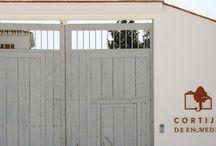 Decoración estilo andaluz / Casa andaluza de labranza de principios del siglo XIX reconvertida en finca de celebraciones.