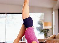 Yoga routines