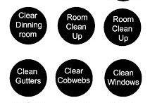 Housework ideas